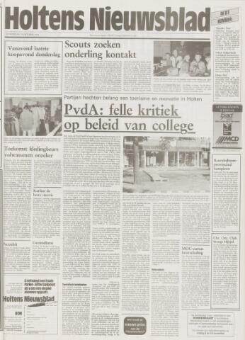 Holtens Nieuwsblad 1995-10-26