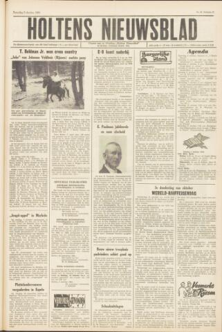 Holtens Nieuwsblad 1964-10-03