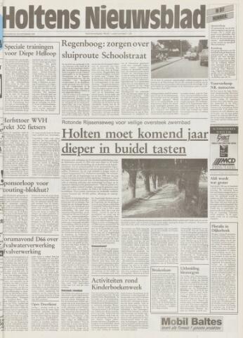 Holtens Nieuwsblad 1995-09-28