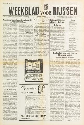 Weekblad voor Rijssen 1960-11-04