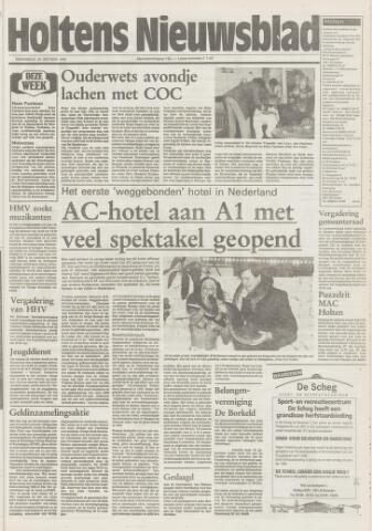 Holtens Nieuwsblad 1994-10-20