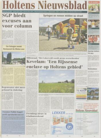 Holtens Nieuwsblad 2005-06-02