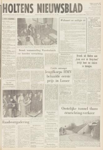 Holtens Nieuwsblad 1972-11-03
