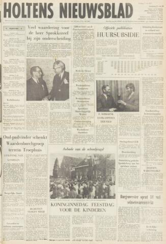 Holtens Nieuwsblad 1971-05-07