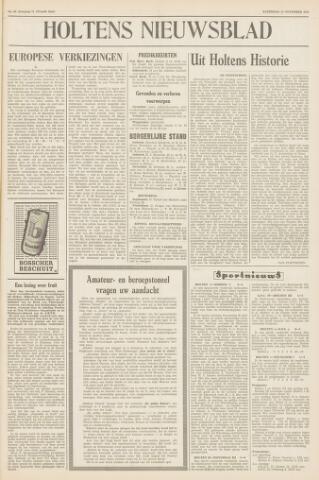 Holtens Nieuwsblad 1959-11-21
