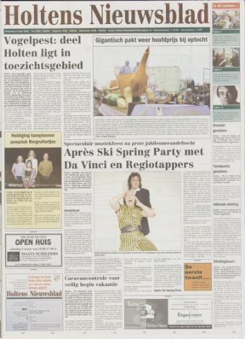 Holtens Nieuwsblad 2003-03-06