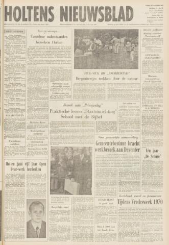 Holtens Nieuwsblad 1970-09-18
