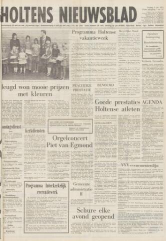 Holtens Nieuwsblad 1975-07-04