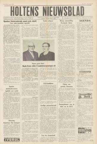 Holtens Nieuwsblad 1966-04-02