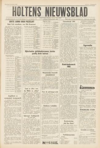 Holtens Nieuwsblad 1965-10-23