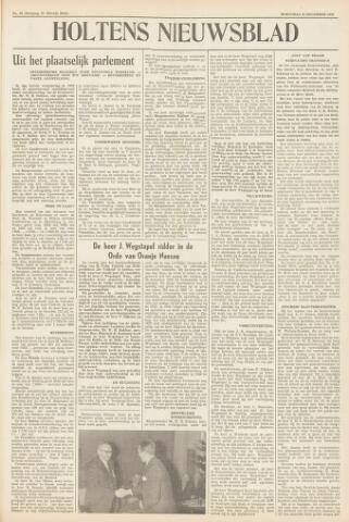 Holtens Nieuwsblad 1958-12-31