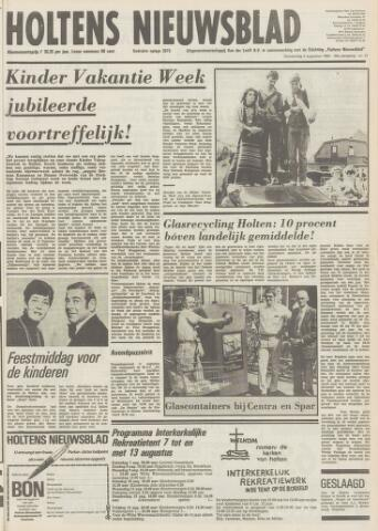 Holtens Nieuwsblad 1982-08-05