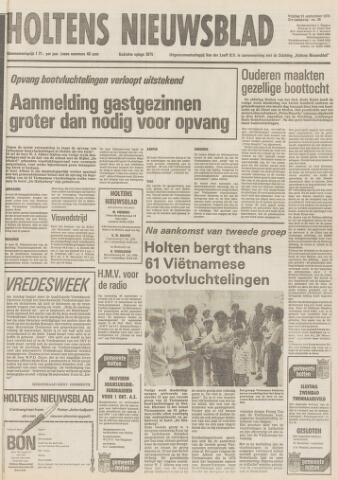 Holtens Nieuwsblad 1979-09-21