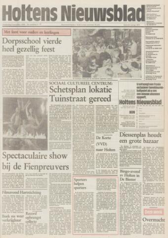 Holtens Nieuwsblad 1984-11-08