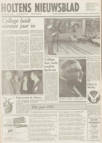 Holtens Nieuwsblad 1984-01-05