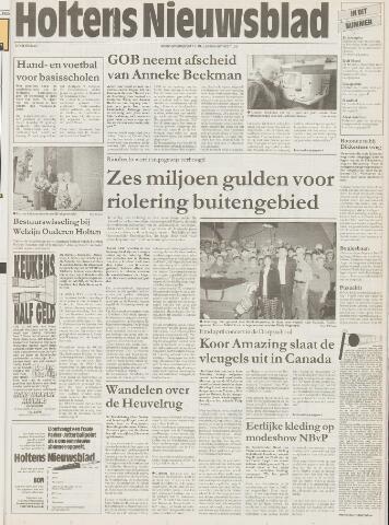Holtens Nieuwsblad 1997-04-10