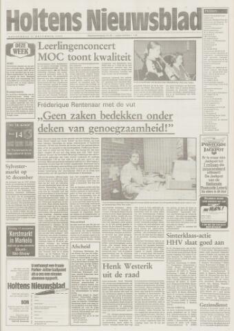 Holtens Nieuwsblad 1993-12-02