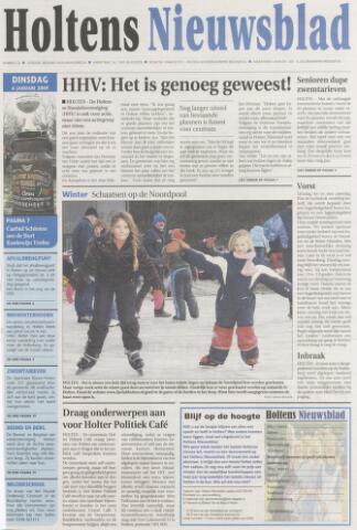 Holtens Nieuwsblad 2009-01-06