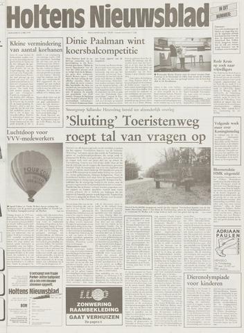 Holtens Nieuwsblad 1996-05-02