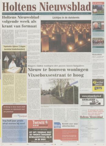 Holtens Nieuwsblad 2005-12-29