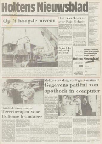 Holtens Nieuwsblad 1986-08-28