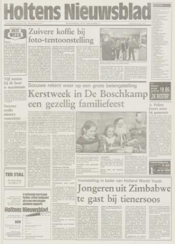 Holtens Nieuwsblad 1992-12-10