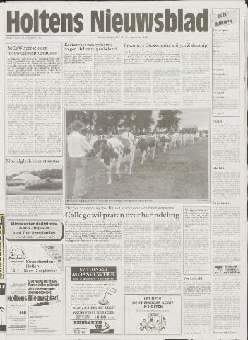 Holtens Nieuwsblad 1998-09-03