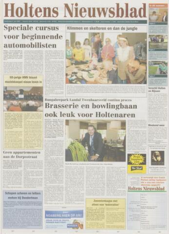 Holtens Nieuwsblad 2005-06-09