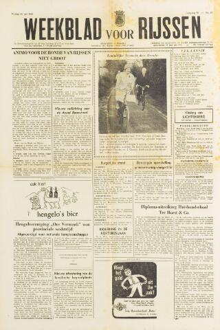 Weekblad voor Rijssen 1961-07-21