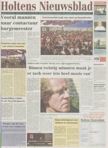 Holtens Nieuwsblad 2004-09-16