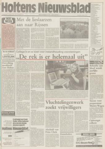Holtens Nieuwsblad 1991-10-17