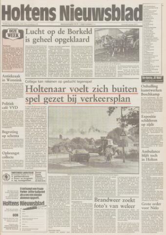 Holtens Nieuwsblad 1991-09-26