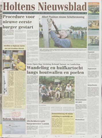 Holtens Nieuwsblad 2003-06-19