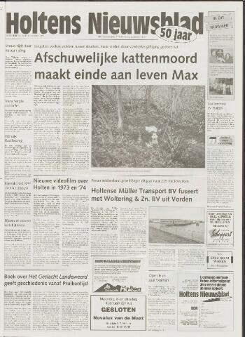 Holtens Nieuwsblad 1999-12-30