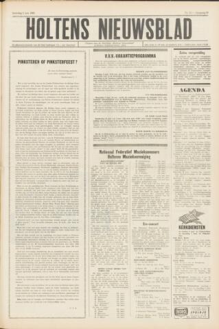 Holtens Nieuwsblad 1965-06-05