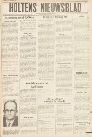 Holtens Nieuwsblad 1961-12-16