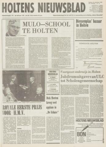Holtens Nieuwsblad 1978-11-24