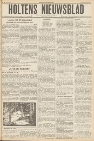 Holtens Nieuwsblad 1951-08-04