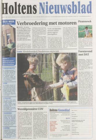 Holtens Nieuwsblad 2007-04-10