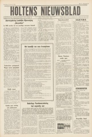 Holtens Nieuwsblad 1966-02-12