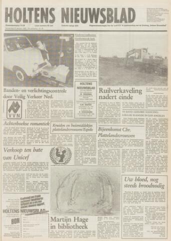 Holtens Nieuwsblad 1983-10-27