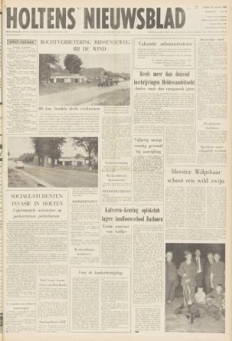 Holtens Nieuwsblad 1969-08-29