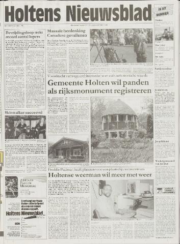 Holtens Nieuwsblad 1998-05-07