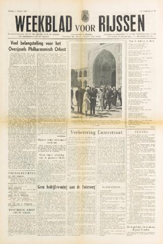 Weekblad voor Rijssen 1963-10-11
