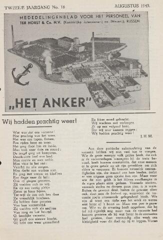 Het Anker 1949-08-01