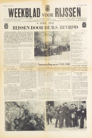 Weekblad voor Rijssen 1965-04-09