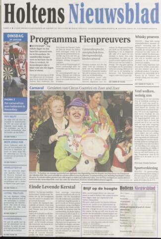 Holtens Nieuwsblad 2008-01-29