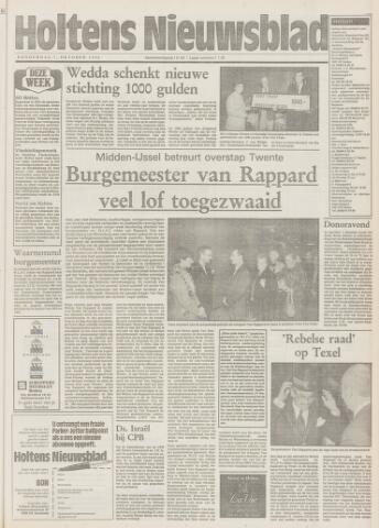 Holtens Nieuwsblad 1993-10-07