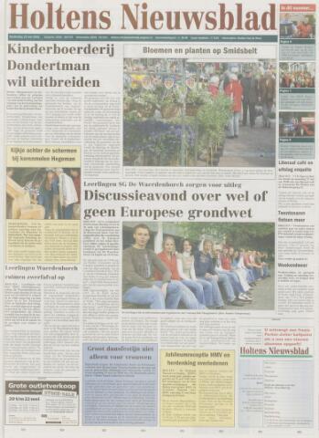 Holtens Nieuwsblad 2005-05-19