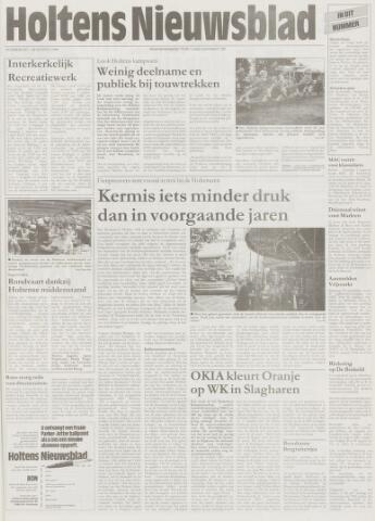 Holtens Nieuwsblad 1996-08-01